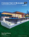 Fall 2018 Issue of Connecticut Builder